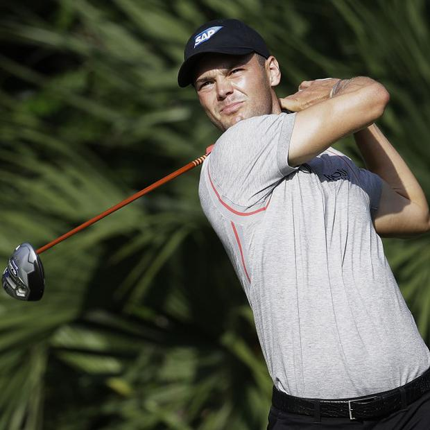 Martin Kaymer carded a 69 on Friday (AP)