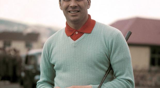 Max Faulkner won the Open at Portrush in 1951