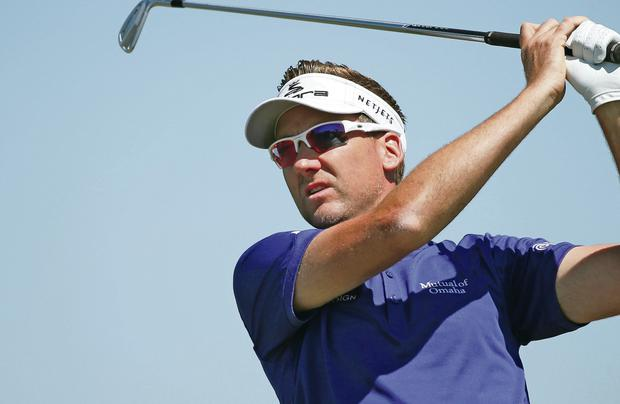 Up against it: Ryder Cup hero Ian Poulter is fighting to make the team