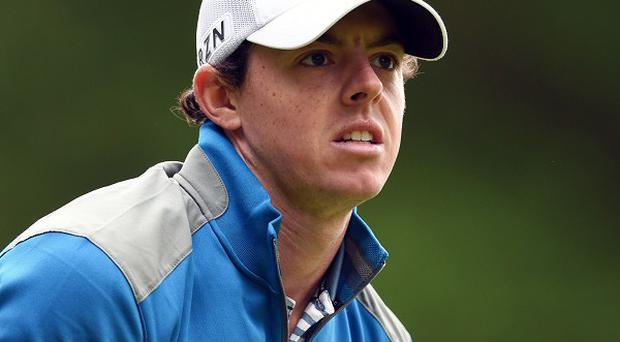 Rory McIlroy rallied at Wentworth