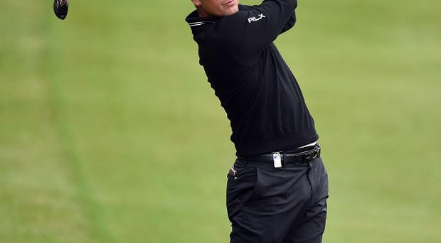 Luke Donald made a fine recovery on the second day