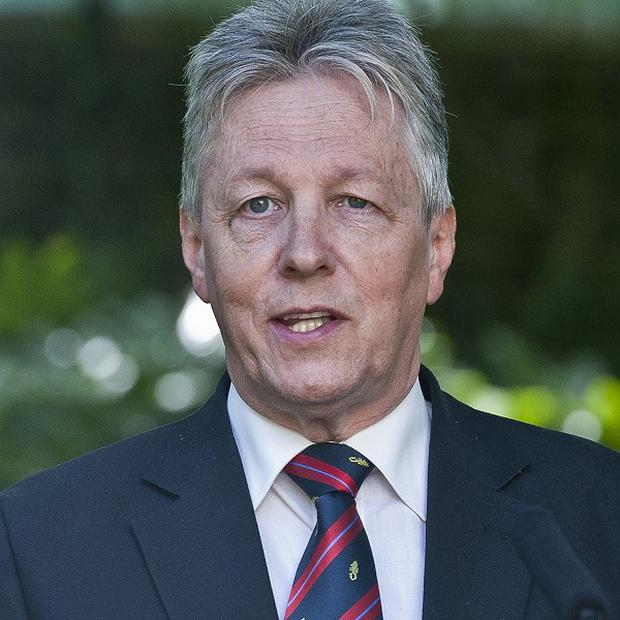 Northern Ireland First Minister Peter Robinson has welcomed the news about Royal Portrush