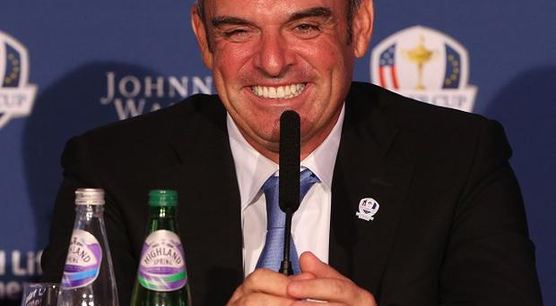 Paul McGinley, pictured, was not surprised by Martin Kaymer's win at Pinehurst