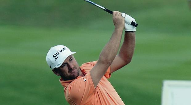 Bit of previous: Graeme McDowell is the defending champion at the French Open and lies in joint fourth place this year