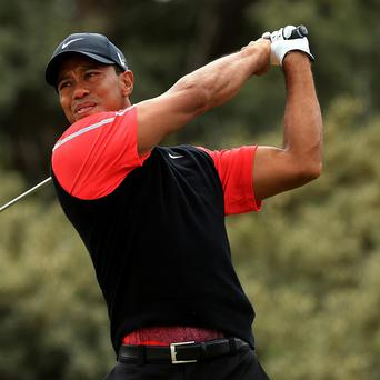 Tiger Woods has not won a major since 2008