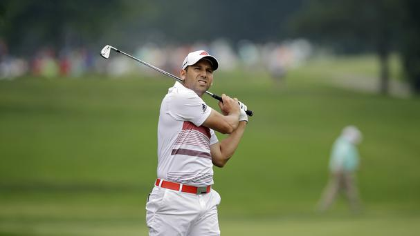 No panic: Sergio Garcia has been second in last three events
