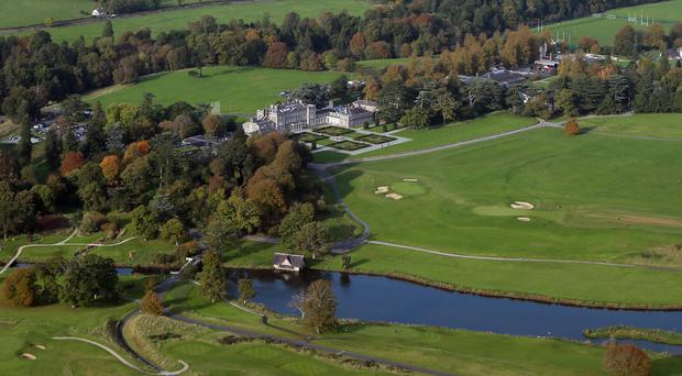 Carton House in Ireland will host the 2018 men's and ladies World Amateur Team Championships