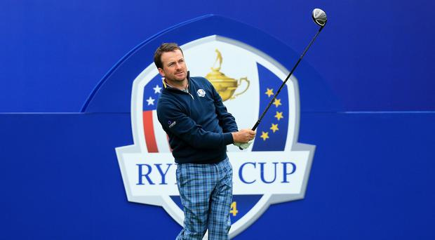 Graeme McDowell has suggested a change to the Ryder Cup schedule