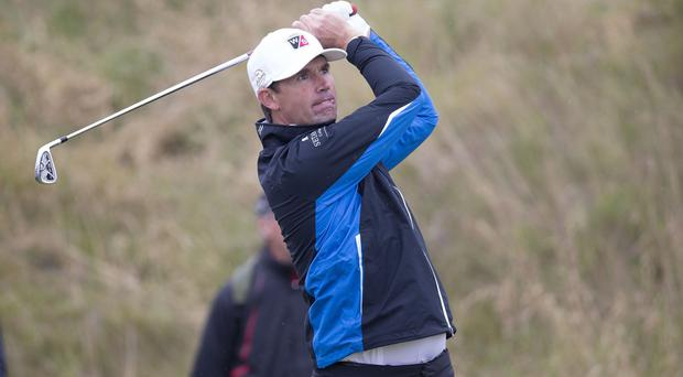 Padraig Harrington is one of nine major champions in the field