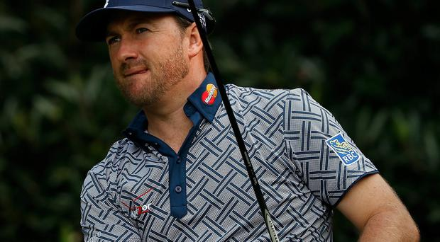 New plans: Graeme McDowell knows schedules must change