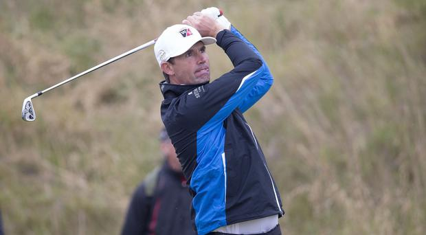 Padraig Harrington won the Asian Tour's Indonesia Open by two shots on Sunday