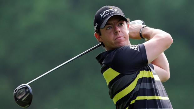 Only 27 per cent of professional golfers in an ESPN survey backed Rory McIlroy to win the Masters this week
