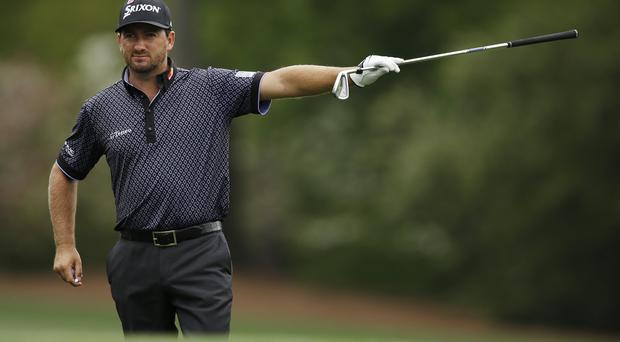 Graeme McDowell has struggled at Augusta in the past (AP)