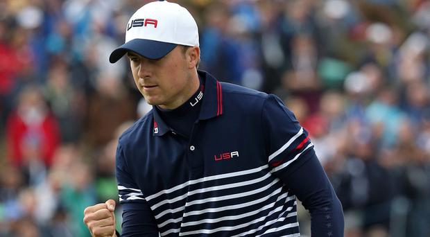 Jordan Spieth is keen to get himself in contention at the RBC Heritage