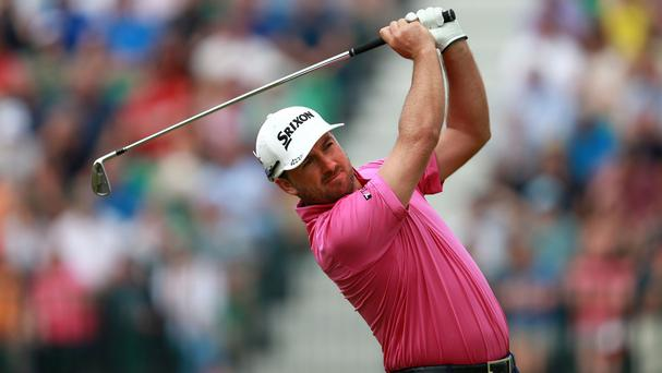 Graeme McDowell carded a first-round 66