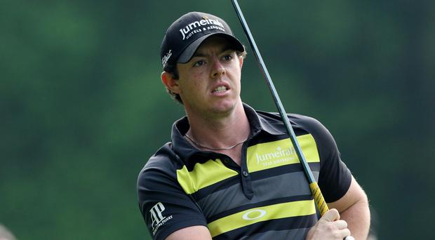Rory McIlroy shot a stunning 61 on the third day of the Wells Fargo Championship in North Carolina