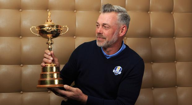 Darren Clarke said it would have been