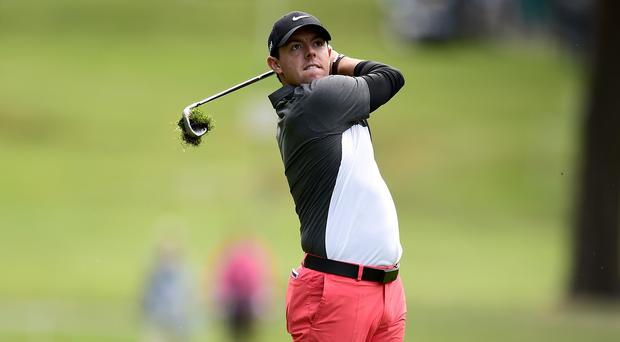 Rory McIlroy will look to bounce back from a missed cut at Wentworth on home soil this week