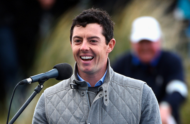 Main man: Rory McIlroy is essential to Irish Open success