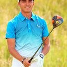American gold star Rickie Fowler