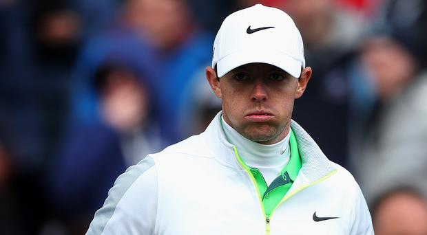 Rory McIlroy has missed his last two cuts after a superb first half of the season