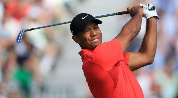 Tiger Woods has been stuck on 14 Majors for the past seven years