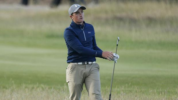 Irish amateur Paul Dunne caught the eye at St Andrews