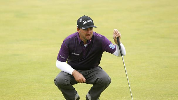 Graeme McDowell shot at opening 66 at Firestone