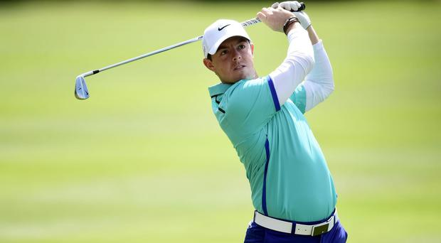 Northern Ireland's Rory McIlroy has not officially announced if he is fit for the US PGA