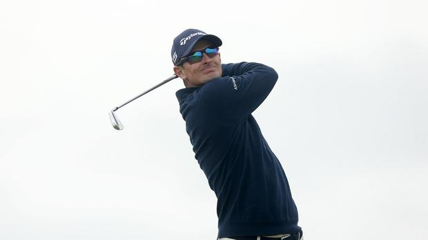 Justin Rose carded a brilliant 63 in Akron on Saturday