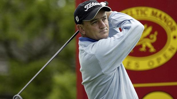Nigel Edwards is looking to captain Great Britain and Ireland to Walker Cup success at Lytham