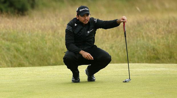 Australia's Jason Day missed out on a 59 in Chicago
