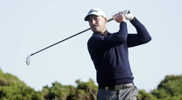 David Howell made an early move on day two at Woburn