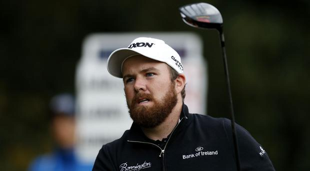 Shane Lowry would love to continue a great week for Irish sport with victory in Dubai