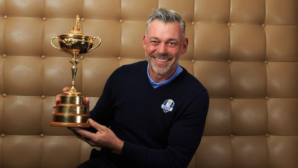 Darren Clarke has the EurAsia Cup to worry about before this year's Ryder Cup