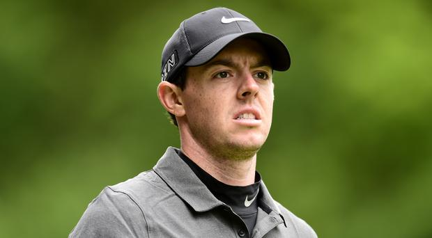 Rory McIlroy is taking part at the Northern Trust Open for the first time