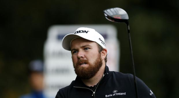 Shane Lowry produced a brilliant finish to his opening round in the Honda Classic