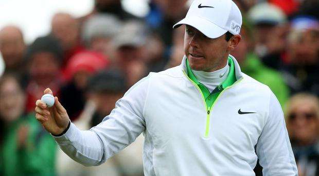 Rory McIlroy's short game has improved since he changed his grip