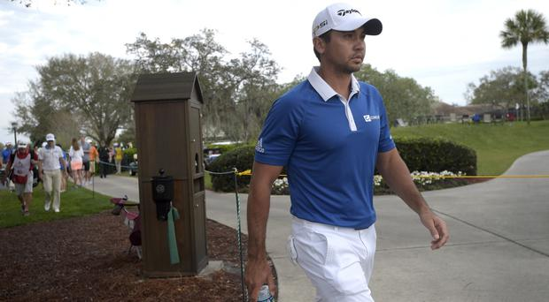 Jason Day took the clubhouse lead in Orlando (AP)