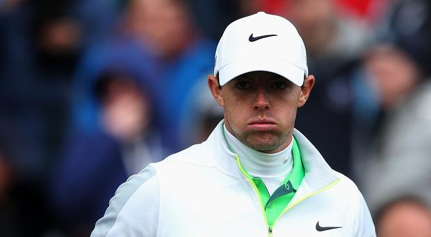 Rory McIlroy's title defence came to a disappointing end in the semi-finals in Austin