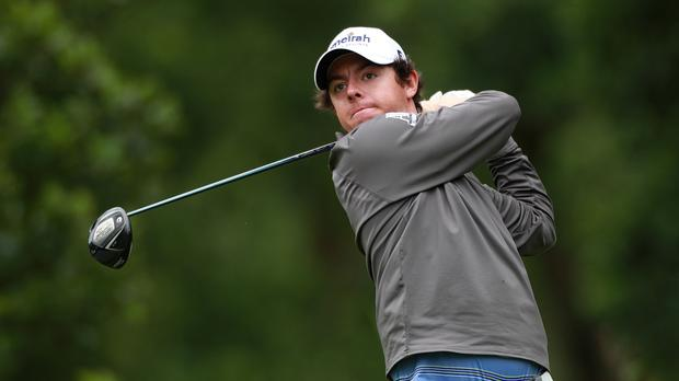 Rory McIlroy is seeking a third victory at Quail Hollow