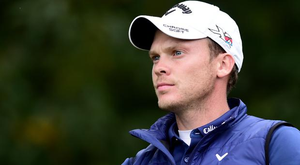 Danny Willett has been in demand since winning the Masters last month
