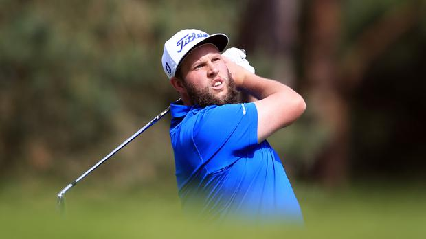 Andrew Johnston's fine form has earned him a place at the US Open