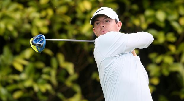 Rory McIlroy headed to US Open venue Oakmont in confident mood on Monday