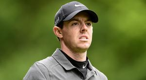 "Rory McIlroy admits the Olympics is not the ""pinnacle"" of his sport"