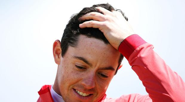 Rory McIlroy aims to bounce back from missing the cut in the US Open in Paris this week