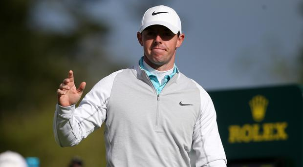 Rory McIlroy surged into contention for his second win of the season in the French Open