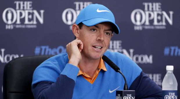 Four-time major winner Rory McIlroy believes drug testing in golf has to improve