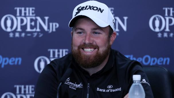 Shane Lowry is ready to launch his Open challenge