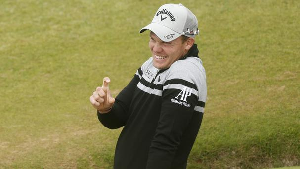 Danny Willett carded a closing 71 in the Open Championship at Troon